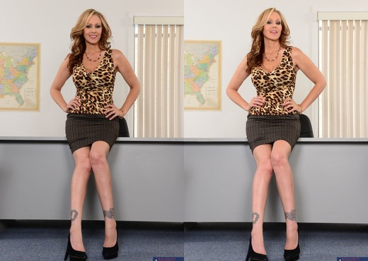 Julia Ann - My First Sex Teacher - MILF HD Gallery