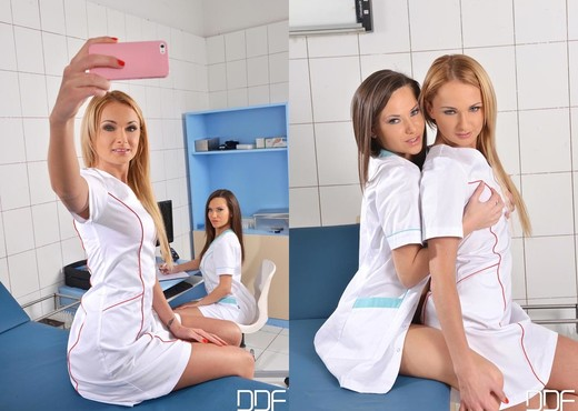 Ivana Sugar & Subil Arch - Euro Girls on Girls - Lesbian Sexy Gallery