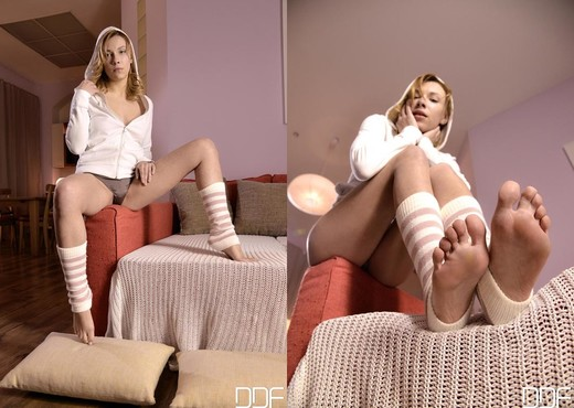 Karina D. - Hot Legs and Feet - Feet Hot Gallery